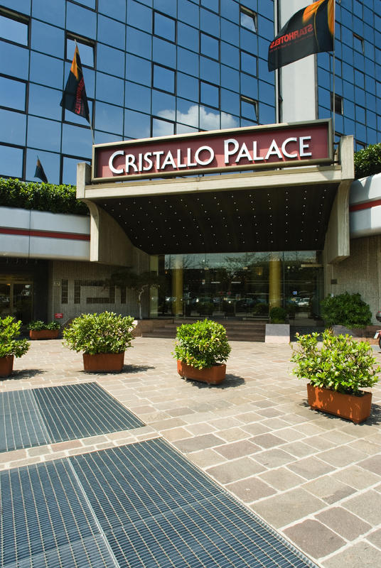 Starhotels Cristallo Palace