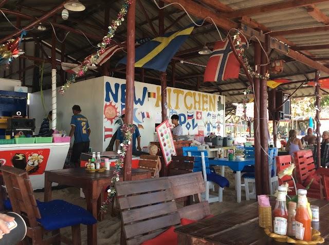 Phon Beach Restaurant.