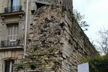 Wall of Philip II Augustus, Paris, France