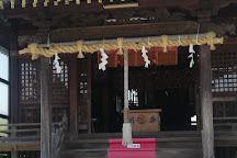 Keya Kurotatsu Shrine, Fukui, Japan