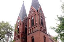 Friedenskirche, Frankfurt (Oder), Germany