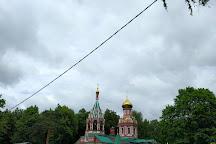 Znamenskiy Temple, Krasnogorsk, Russia