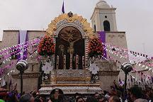 Church of San Agustin, Arequipa, Peru