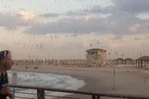 Mezitzim Beach, Tel Aviv, Israel