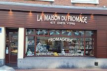 La Maison du Fromage et des Vins, Calais, France