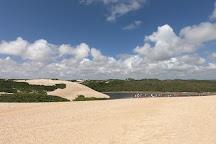 Genipabu Beach, Genipabu, Brazil