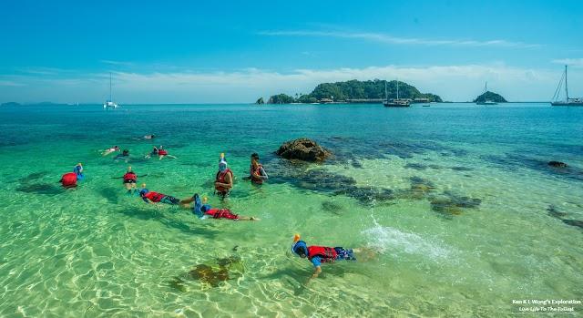 Kapas Island (Pulau Kapas)