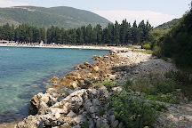 Long Beach (Velika plaza), Ulcinj, Montenegro