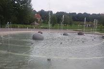 Central Park, Olsztyn, Poland
