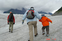 Root Glacier Trail, Wrangell-St Elias National Park and Preserve, United States