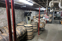 Chattanooga Whiskey Experimental Distillery, Chattanooga, United States