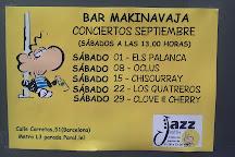 Bar Makinavaja, Barcelona, Spain