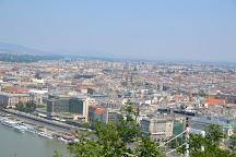 Elisabeth Bridge, Budapest, Hungary