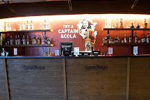 Diageo's Captain Morgan Rum Distillery, Frederiksted, U.S. Virgin Islands