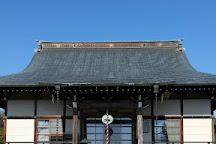 Jionji Temple, Midori, Japan