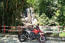 Punyaban Waterfall, Ranong, Thailand