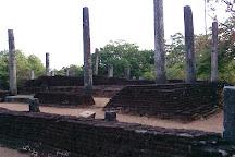Lankathilaka Image House, Polonnaruwa, Sri Lanka