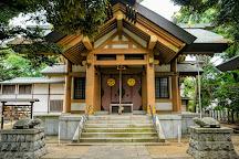 Hokusei Shrine, Abiko, Japan