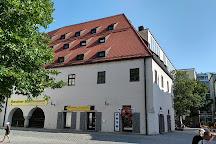 Ida-Schumacher-Brunnen, Munich, Germany