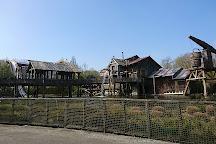 Bellewaerde, Ieper (Ypres), Belgium