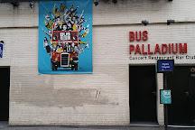 Bus Palladium, Paris, France