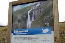 Rjukandi Waterfall, Egilsstadir, Iceland