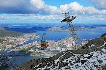 Ulriken, Bergen, Norway