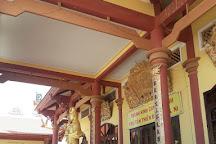 Long Khanh Pagoda, Quy Nhon, Vietnam