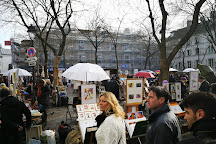 Clos Montmartre, Paris, France