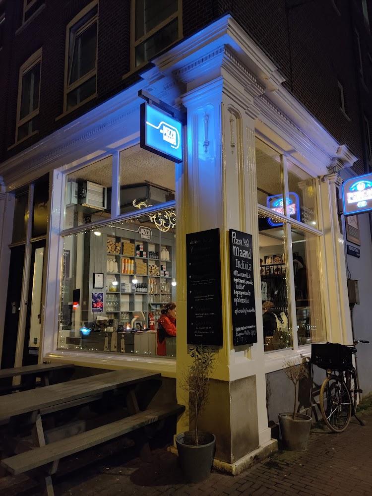 De Pizzabakkers Spaarndammer Amsterdam