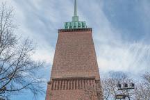 Mikael Agricola Church (Mikael Agricolan kirkko), Helsinki, Finland