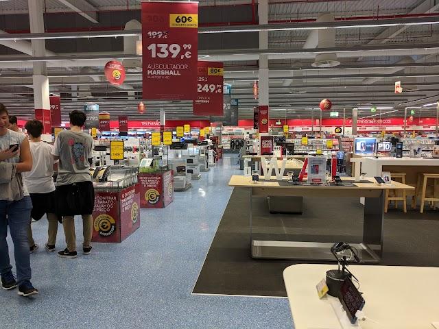 Worten - Portimão Retail Center