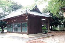 Shimmei Shrine, Ageo, Japan