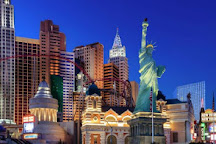 New York New York Casino, Las Vegas, United States