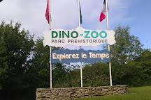 PARC DINO-ZOO, Charbonnieres-les-Sapins, France