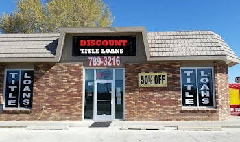 Discount Title Loans Payday Loans Picture