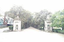 Mirador Parque da Alameda, Santiago de Compostela, Spain