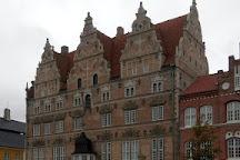 Jens Bang's Stenhus, Aalborg, Denmark