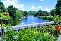Lake Lure Flowering Bridge, Lake Lure, United States