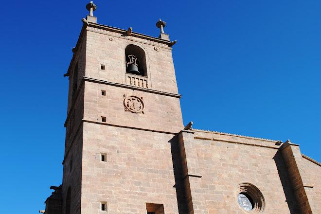 Santa Maria Church-Procathedral, Caceres, Spain