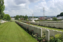 Longuenesse Saint Omer Souvenir Cemetery, Saint-Omer, France