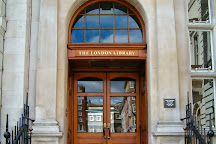 The London Library, London, United Kingdom