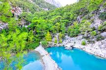 Goynuk Canyon, Goynuk, Turkey