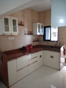 Decent Modular kitchen amravati