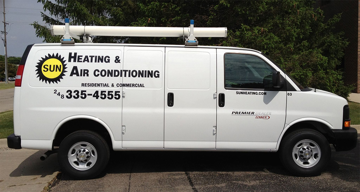 Heating & AC Repair - HVAC - H A  Sun Heating & Cooling