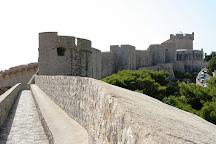 Minceta Fortress, Dubrovnik, Croatia