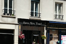 Ban Sin Thai, Paris, France