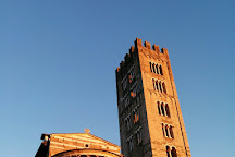 Basilica of San Frediano, Lucca, Italy