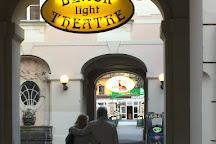 Black Light Theater of Prague, Prague, Czech Republic