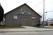 Rogers Street Fishing Village, Two Rivers, United States